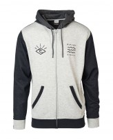 Свитер мужской Rip Curl WAVE DIAMOND FLEECE CEMENT MARLE
