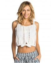 Блуза женская Rip Curl SANDY DAYS TOP WHITE