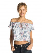 Блуза женская Rip Curl TROPIC TRIBE TOP WHITE